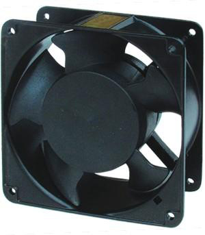AXIAL AC FAN AA12038 Metal Impeller
