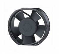 AXIAL AC FAN AA17238 Metal Impeller